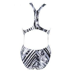 Arena Riviera Monochrome ONE Swimsuit - back