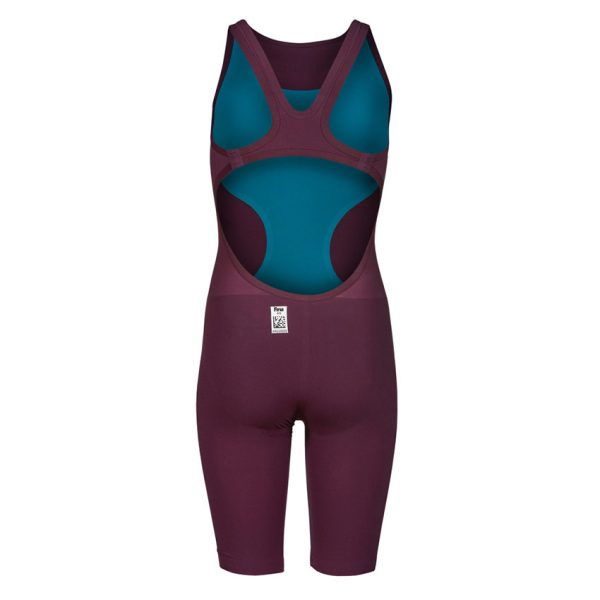 Arena R-EVO ONE Red Wine Junior Girls' Suit