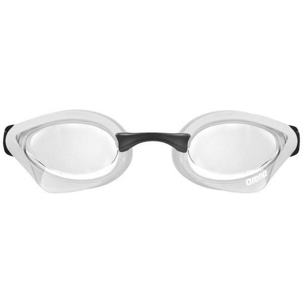 White Arena Cobra Core Racing Goggles