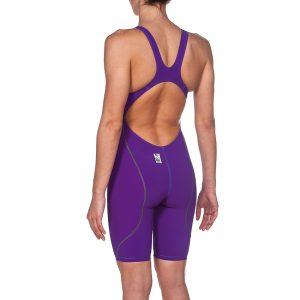 Purple Arena ST 2.0 Short Leg Suit