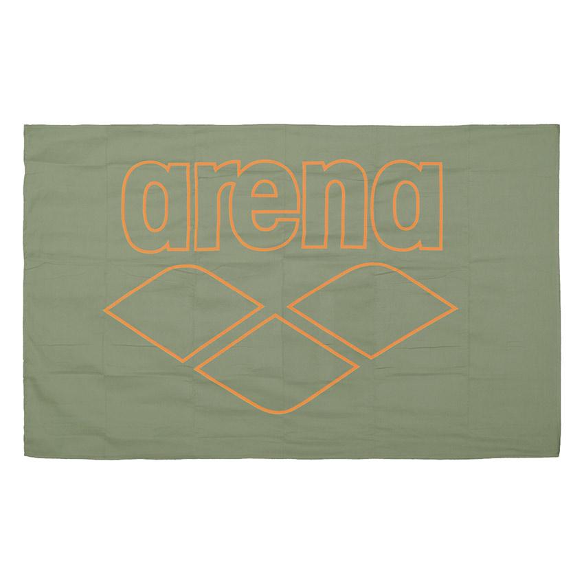 Arena Microfibre Pool Towel – Green