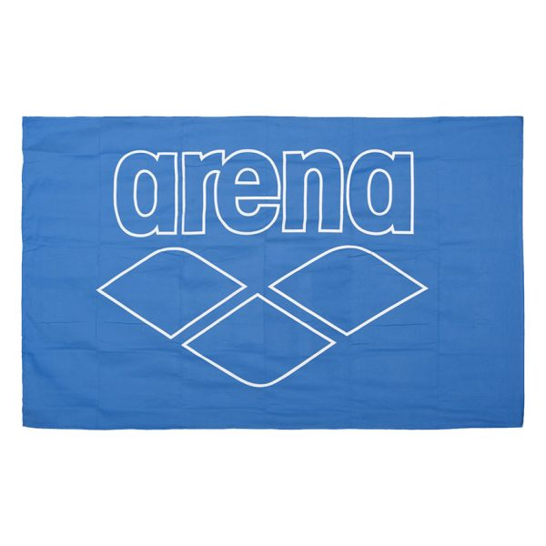 Arena Microfibre Pool Towel - Royal Blue
