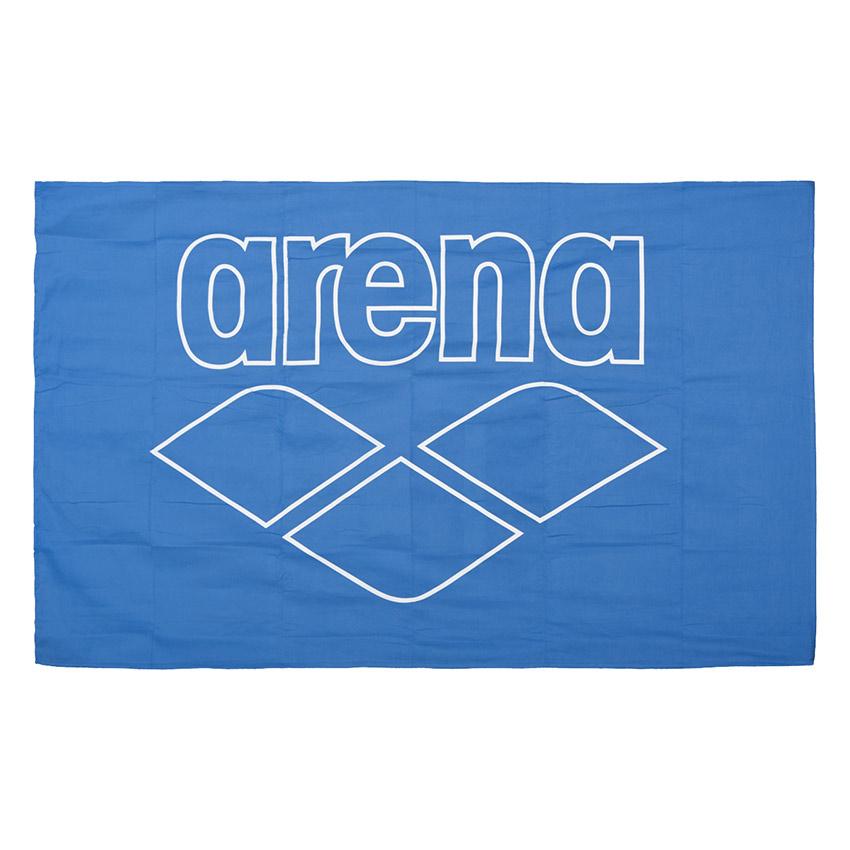 Arena Microfibre Pool Towel – Royal Blue