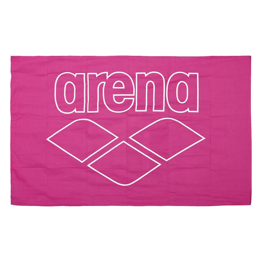 Arena Microfibre Pool Towel – Pink