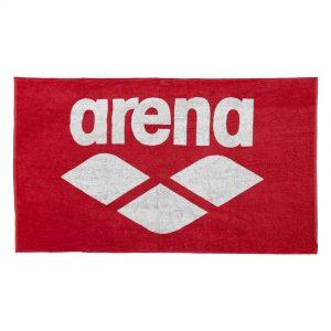 Arena Pool Towel - Red