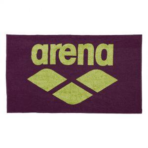Arena Pool Towel - Red Wine