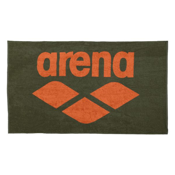 Arena Pool Towel - Green