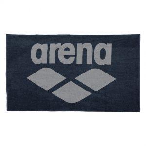 Arena Pool Towel - Navy Blue
