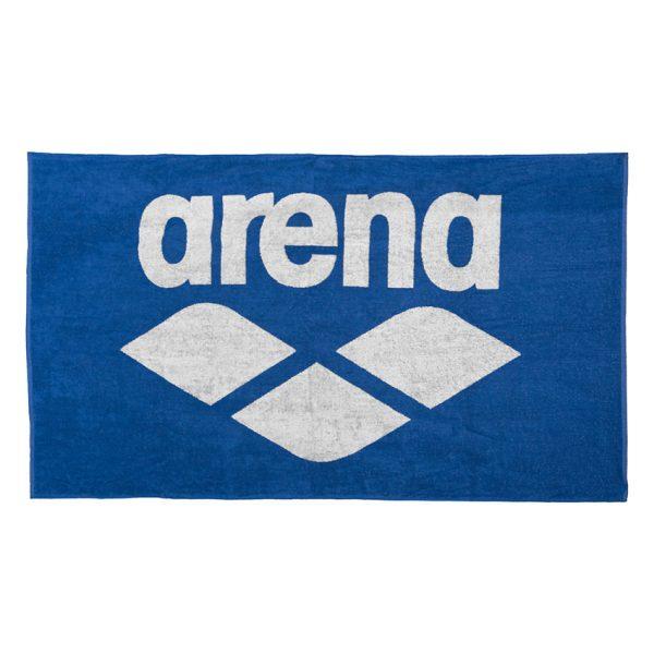 Arena Pool Towel - Royal Blue