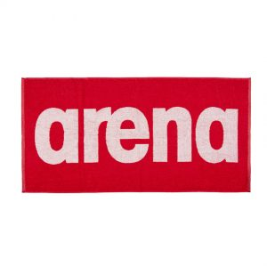 Arena Gym Towel - Red