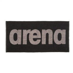 Arena Gym Towel - Black