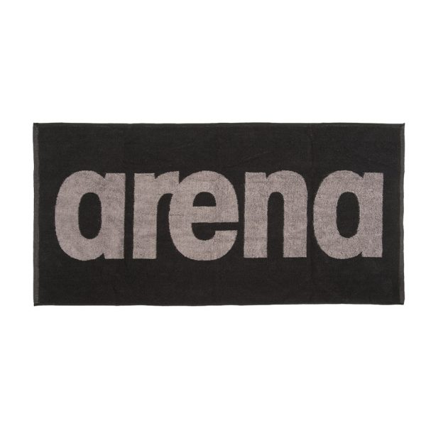 Arena Gym Towel - Black