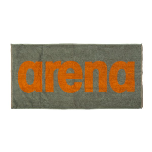 Arena Gym Towel - Green