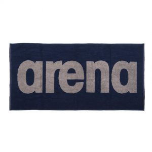 Arena Gym Towel - Navy Blue
