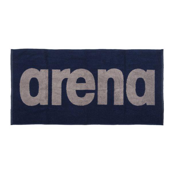 Arena Gym Towel - Navy Blue