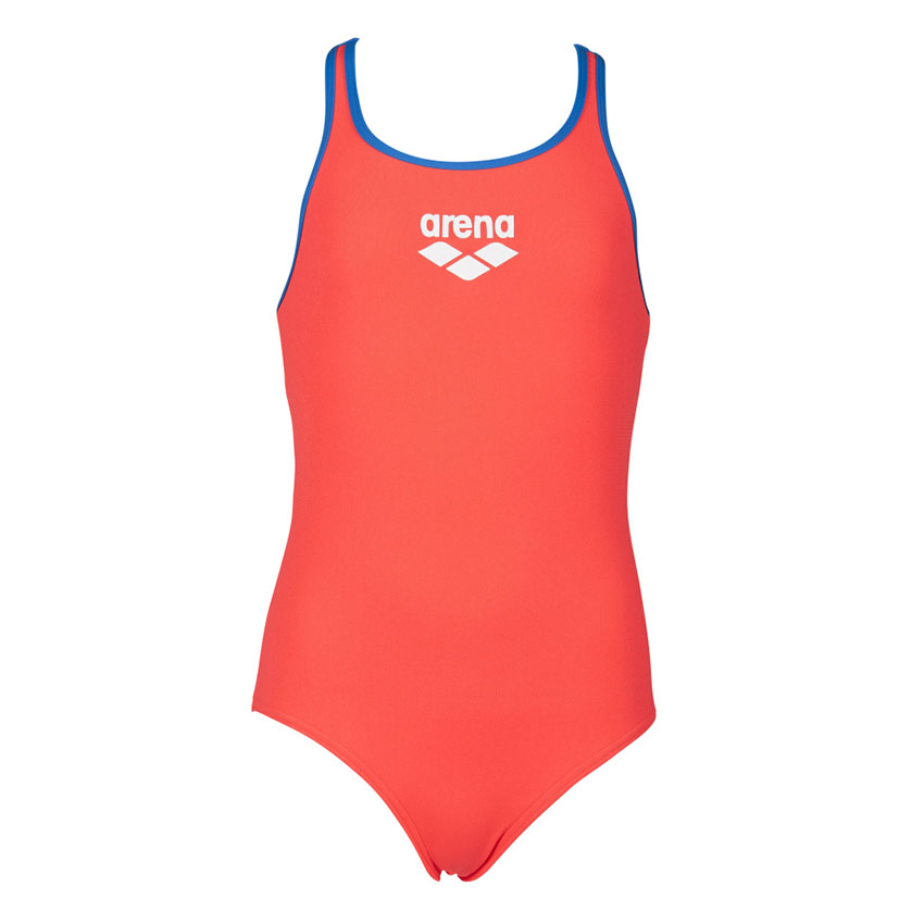 3946aab1b85ba Arena BigLogo girls swimsuit is perfect for regular use