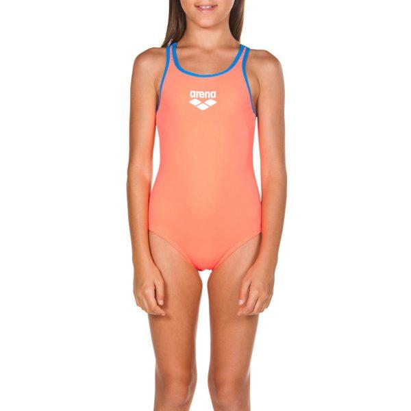 Arena BigLogo Girls Swimsuit