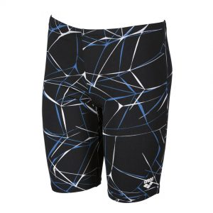 Arena Boys Black /Grey Water Jammers