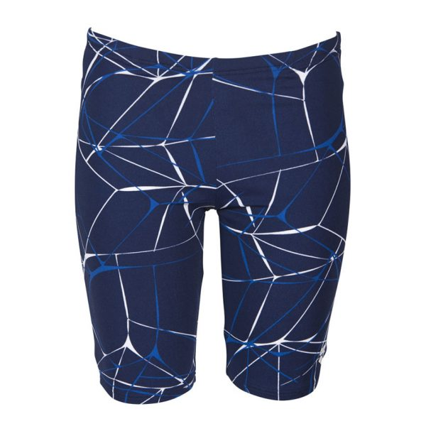 Arena Boys Navy Blue Water Jammers