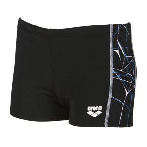 Arena Boys Black / Grey Water Shorts