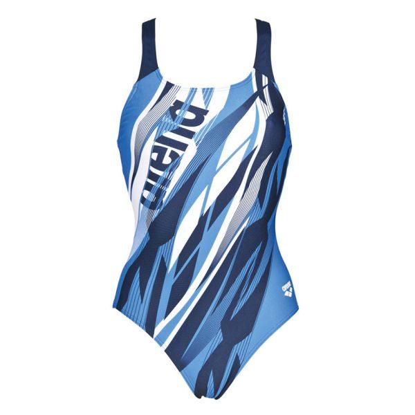 Arena Zephiro Blue Swimsuit