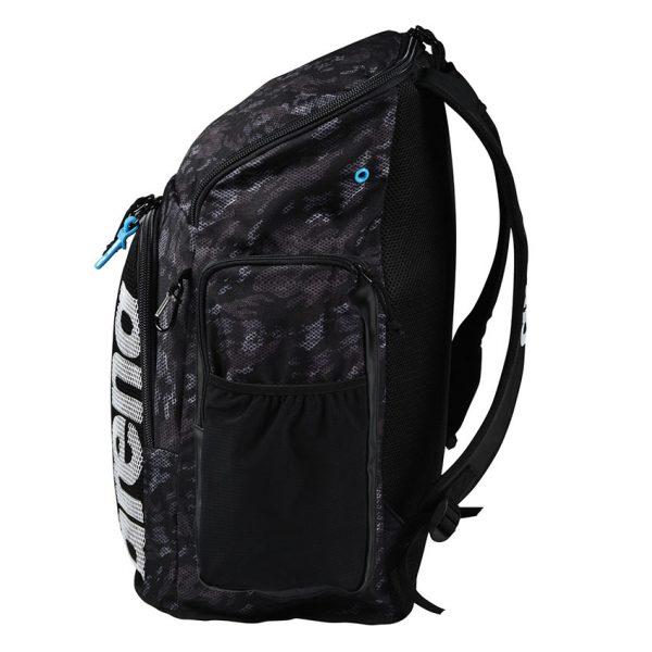Arena Team 45 Camo Black Backpack