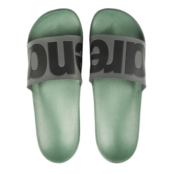 Arena Unisex Urban Sliders - Army Green