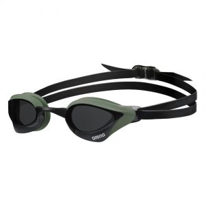 Army Green Arena Cobra Core Racing Goggles
