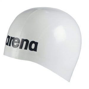 Arena Moulded Pro II Race Cap - White
