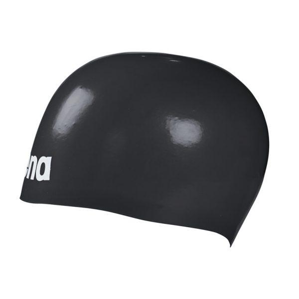 Arena Moulded Pro II Race Cap - Black