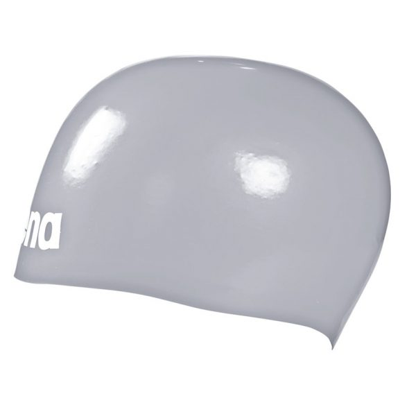 Arena Moulded Pro II Race Cap - Silver