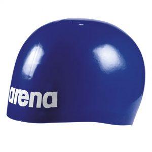 Arena Moulded Pro II Race Cap - Navy