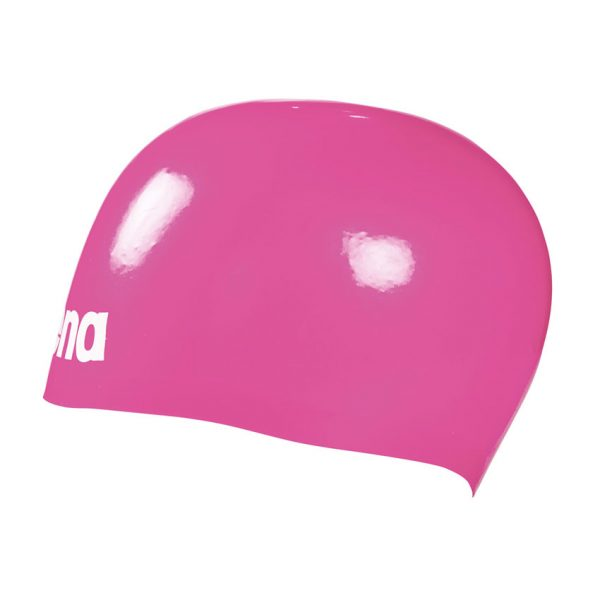 Arena Moulded Pro II Race Cap - Pink