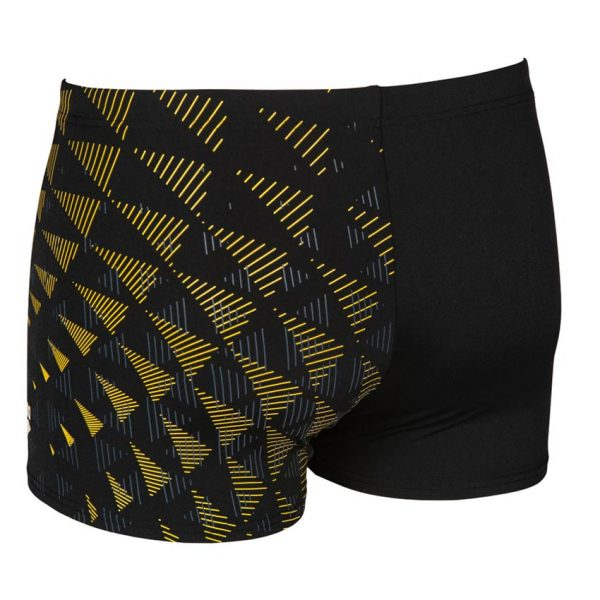 Arena Black ONE Tunnel Vision Shorts