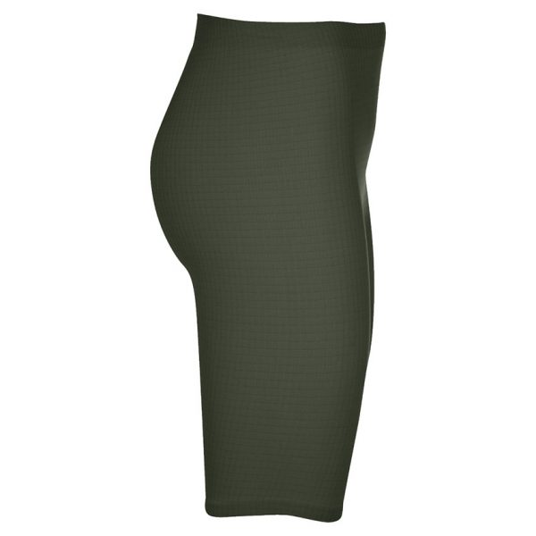 Arena Carbon Duo Ladies Jammer - Army Green