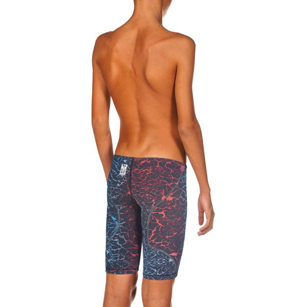 LIMITED EDITION Arena JUNIOR ST 2.0 Jammers - Storm Blue & Red