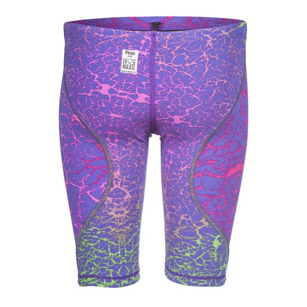 LIMITED EDITION Arena JUNIOR ST 2.0 Jammers - Storm Pink & Green