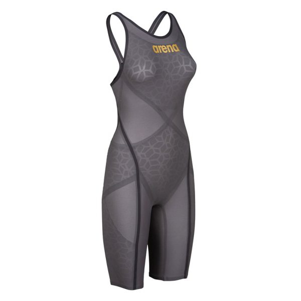 Grey Arena Carbon Ultra Open Back Suit