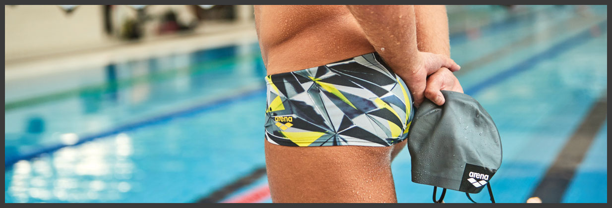 acb4dff9bc Arena Men's Swimwear range has everything from briefs to jammers