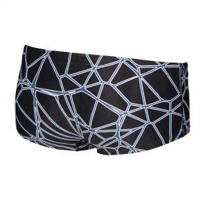 Black Arena Carbonics Pro Low Waist Shorts