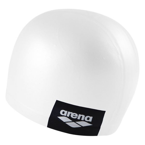 Arena Logo Moulded Cap - White