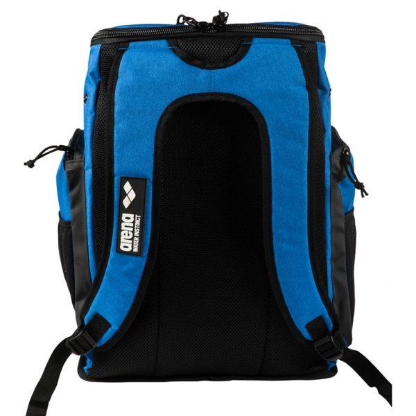 Royal Blue Melange Arena Team Backpack 45