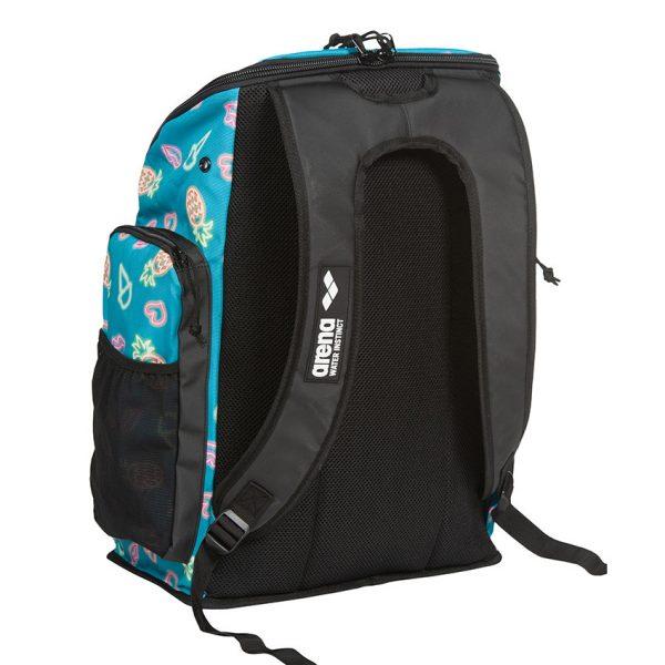 Mint Neon Lights Arena Team Backpack 45