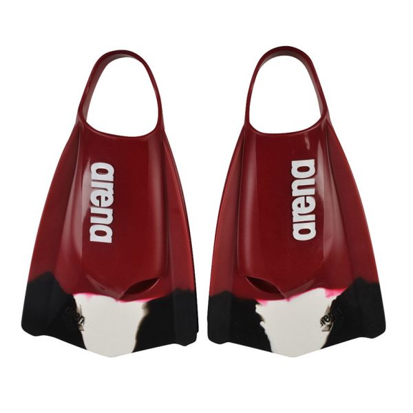 Arena Powerfin Pro Cardinal Red