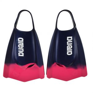 Arena Powerfin Pro Navy Fuchsia Ltd Ed