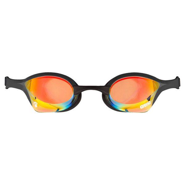 Black Copper Arena Cobra Ultra Swipe Goggles