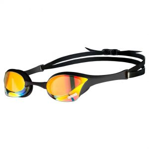 Black Copper Arena Cobra Ultra Swipe Goggles