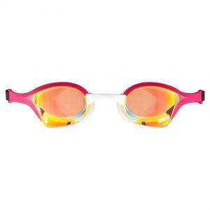 Pink Copper Arena Cobra Ultra Swipe Goggles