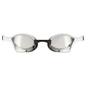 White Silver Arena Cobra Ultra Swipe Goggles