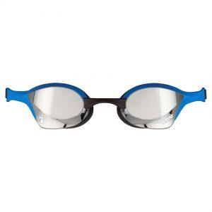 Blue Silver Arena Cobra Ultra Swipe Racing Goggles